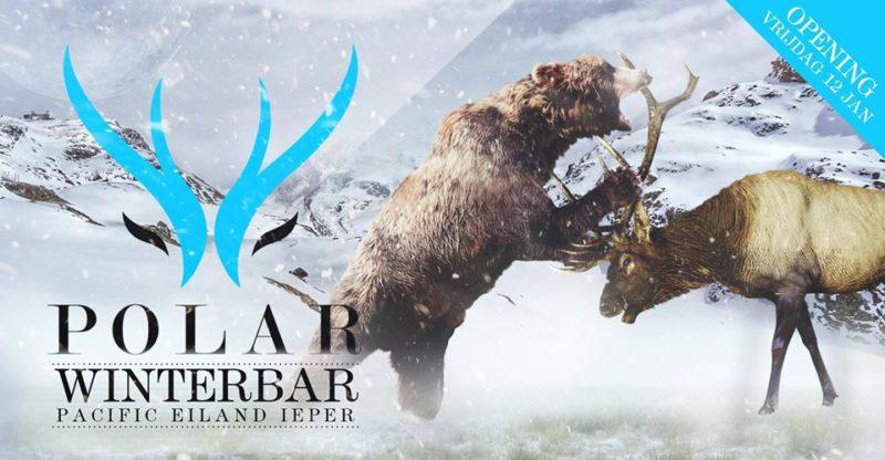 polar winterbar ieper pop-up