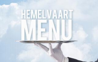 hemelvaart menu pacific eiland